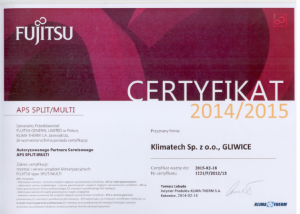 fujitsu_certyfikat